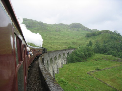 Jacobite Steam Train - Hogwarts Express!