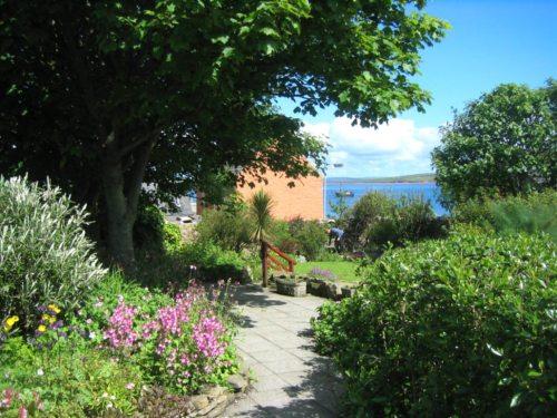 Community Garden in St Margaret's Hope, Orkney